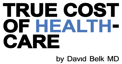 office billing true cost of heathcare